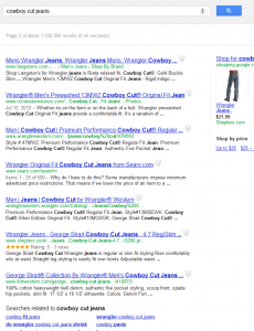 Google Showing Seven Results on Page 2 & 3 of SERPs